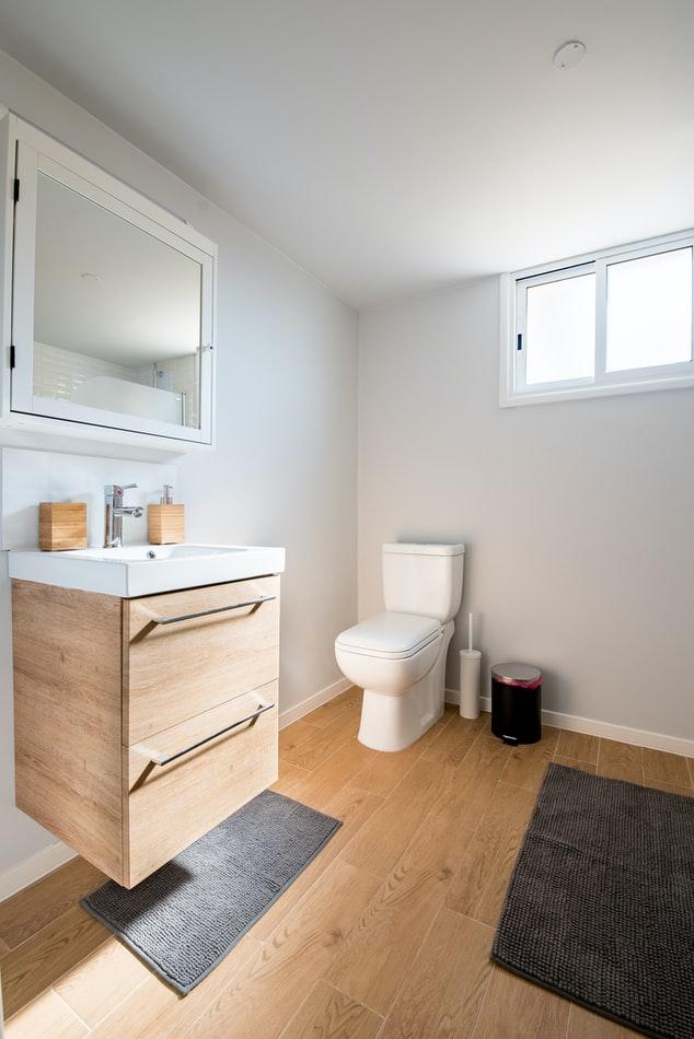 gulvvarme badeværelse